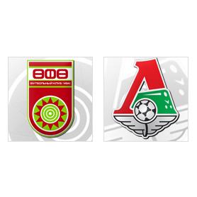билеты на футбол Локомотив - Уфа  3 мая