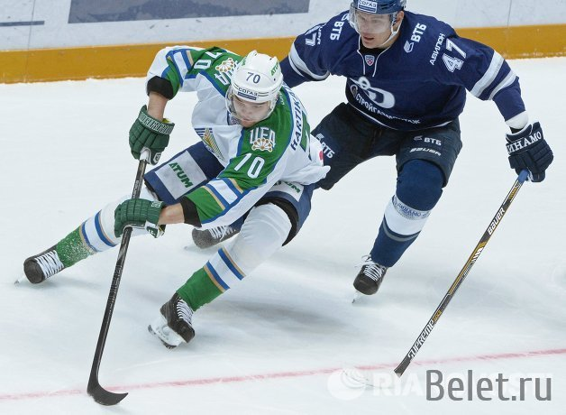 Билеты на хоккей Динамо-Салават Юлаев