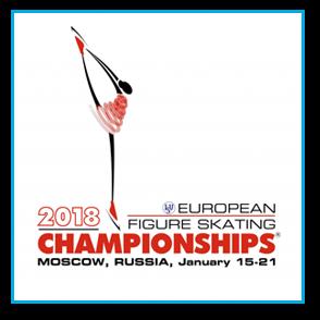 Чемпионат Европы фигурное катание