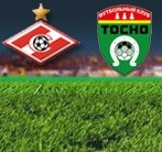 Билеты на футбол Спартак - Тосно 18 апреля 19:30