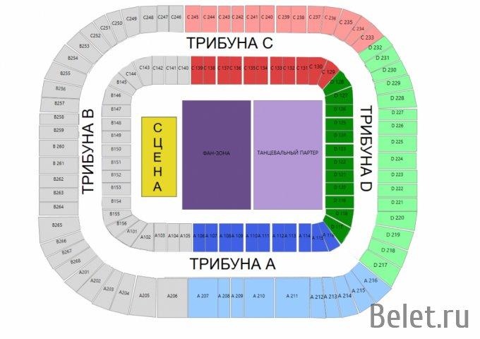 31 мая концерт Bon Jovi Лужники