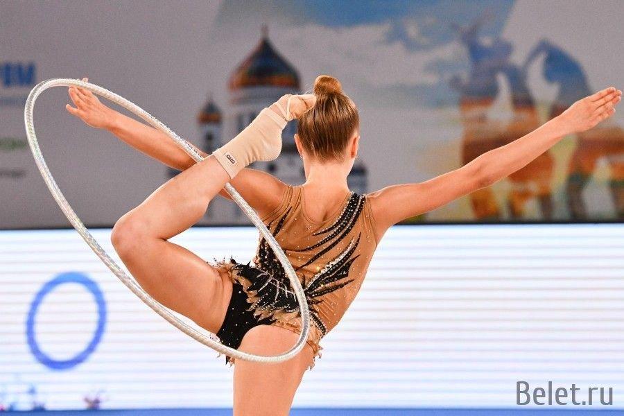Билеты на кубок мира по художественной гимнастике